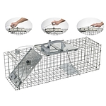 Havahart Easy-Set Small Squirrel and Rabbit Cage Trap