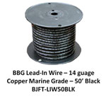 BIRD JOLT FLAT TRACK WIRE BLACK