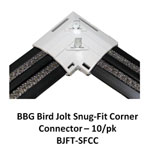 BIRD JOLT FLAT TRACK SNUG FIT CORNER CONNECT