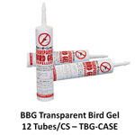 Transparent Bird Gel