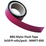 Mylar Flash Tape 50' Rl
