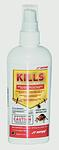 Kills Bedbugs, Mosquitoes and Ticks Spray