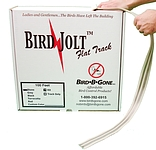 Bird Jolt Flat Track Kit Clear with Hardware