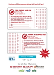 Custom Punch Card