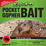 Kaput-D Pocket Gopher Bait 30lb