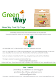 Grnway Fruit Fly Trap 12/