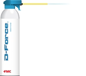 D-Force insecticide ft. Dual Spray Action Technology