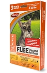 FLEE Plus IGR for Dogs (4-22lb)