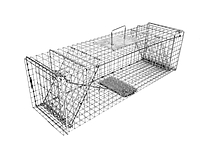 107 - Opossum, Cat, Rabbit Trap with Two Trap Doors