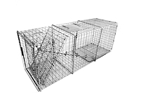 108SS - 10x12 Pro Raccoon Trap with One Trap Door
