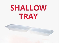 FLY BAIT STATION SHALLOW TRAY