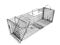 "606.3 - 30"" Cat Trap with One Trap Door and Rear Access Door"