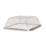 Roof VentGuard, Stainless, 16 x 16 x 5, 3-Pack