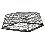 Roof VentGuard, Stainless, Black, 30 x 30, 3-Pack