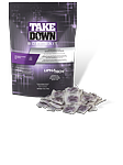 Takedown Soft Bait 8gm-4lb Bag, 4 bg/box