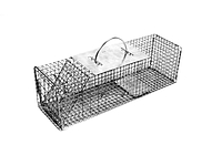 101SS - Tomahawk Pro Series 5x5 Squirrel Trap with 1/2 x 1/2 Wire Mesh