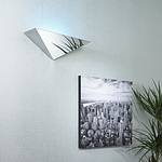 Illume Alpha (Wall Sconce) Stainless Steel