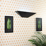 Illume Galaxy - Black (Large Wall Sconce)