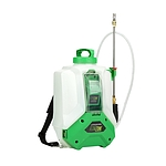 FlowZone Cyclone 4-Gallon Multi-Use Continuous-Pressure 18V/2.6Ah Lithium-Ion Backpack Sprayer