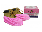 Shoe Cover Osfa - Pink